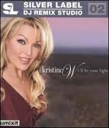 cd kristine w wi'll be your light x6