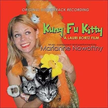 cd kung fu kitty original soundtrack record envío gratis