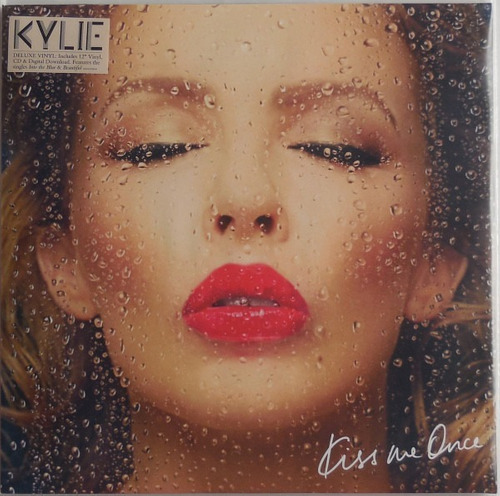 cd kylie minogue - kiss me once -nuevo en stock