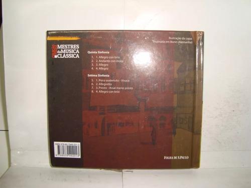 cd l. v. beethoven mestres da música clássica 1