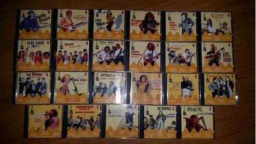 cd la coleccion rock nacional - revista noticias