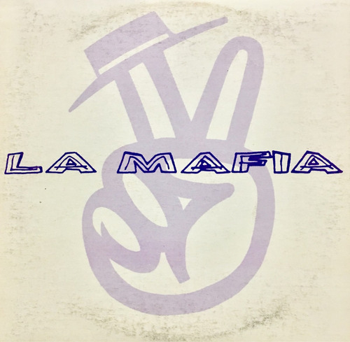 cd la mafia toma mi amor promo usado