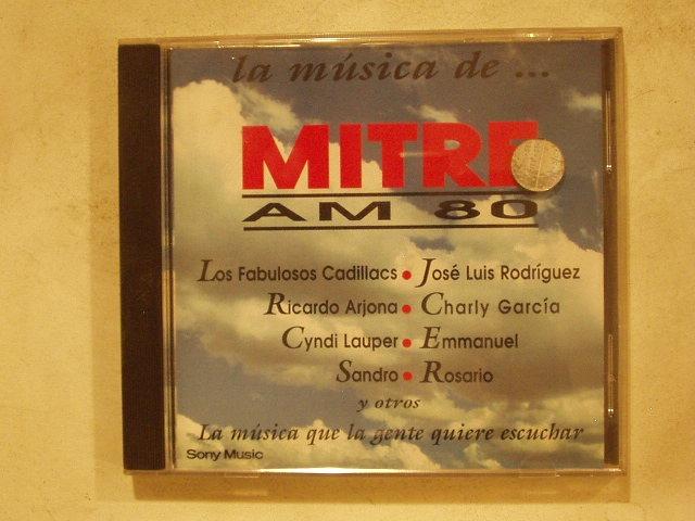La música de Mitre AM80
