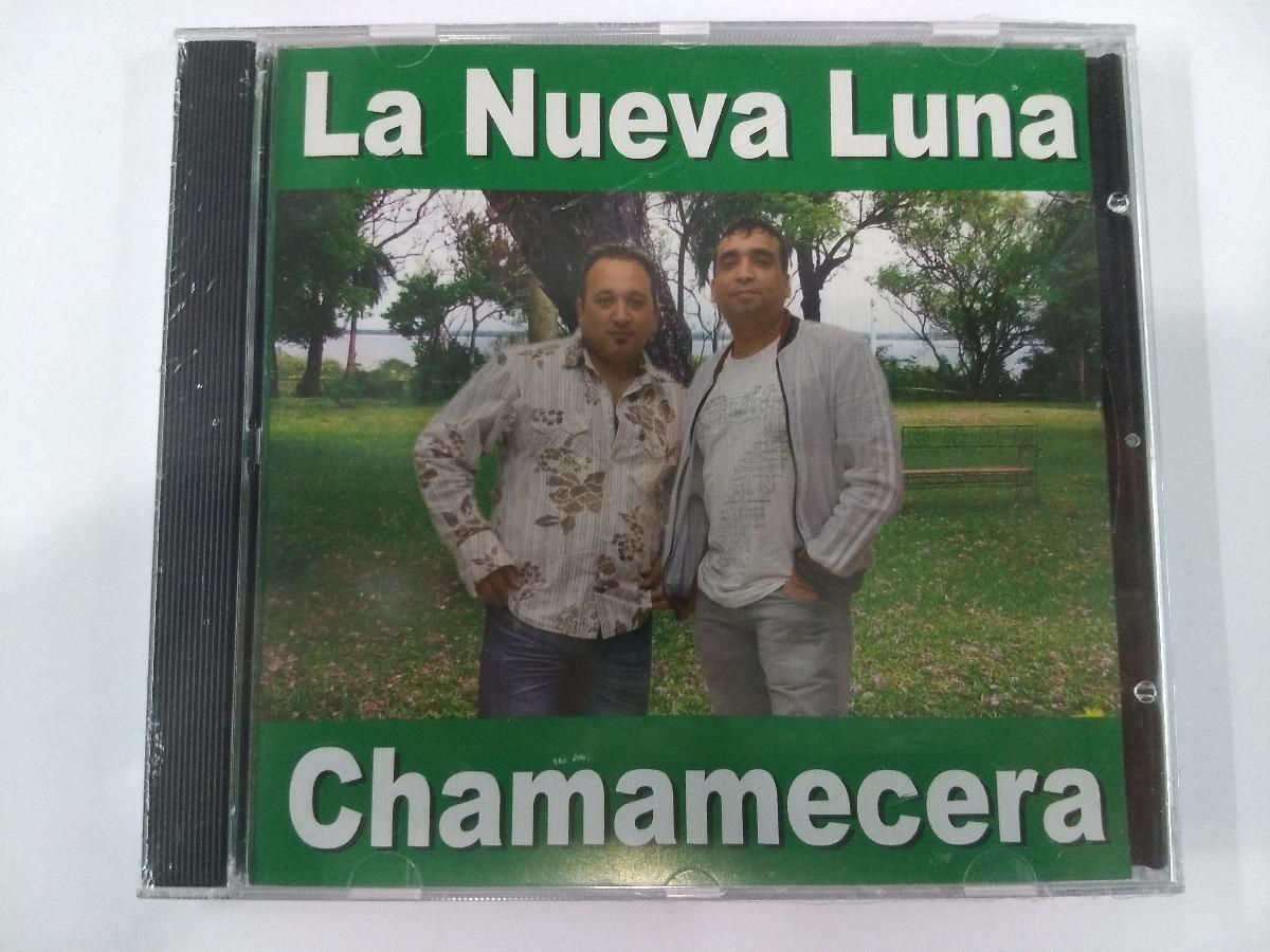cd de la nueva luna chamamecera