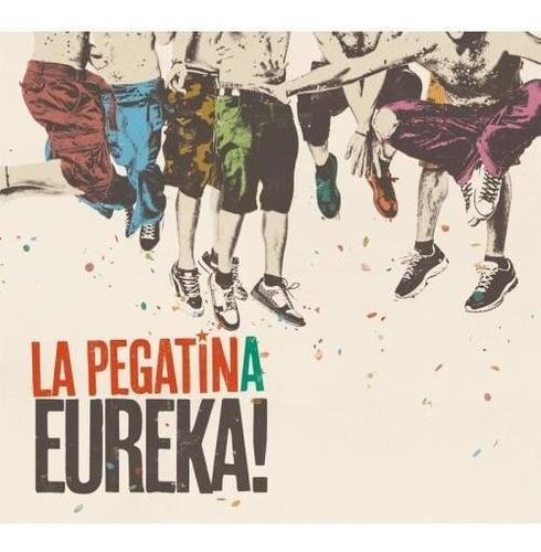 cd la pegatina - eureka (2013)