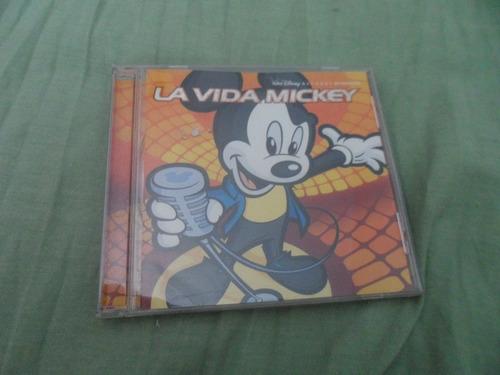 cd: la vida mickey importado!