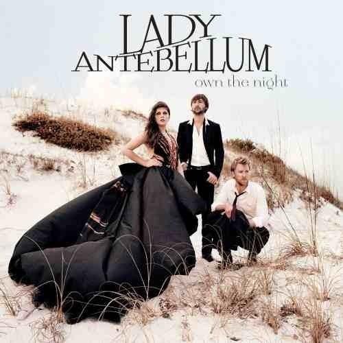 cd lady antebellum own the night + bonus