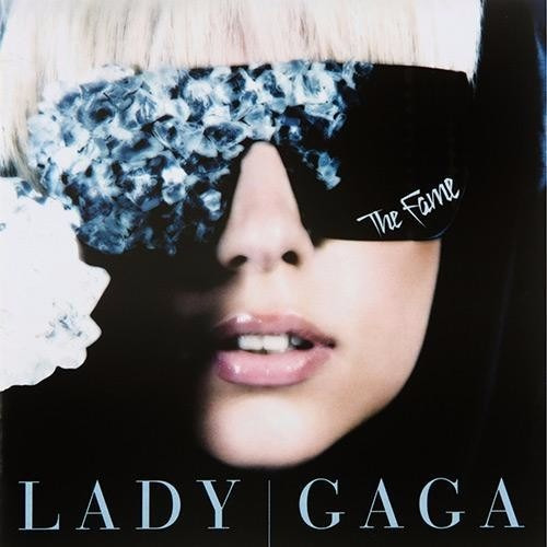 cd lady gaga* the fame