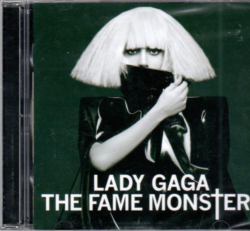 cd lady gaga - the fame monster