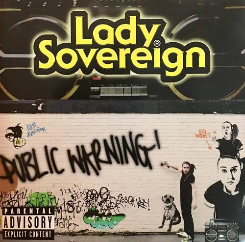 cd lady sovereign public warning