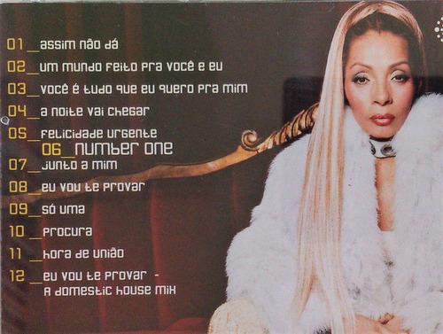 cd lady zu - number one - remix by felipe venancio