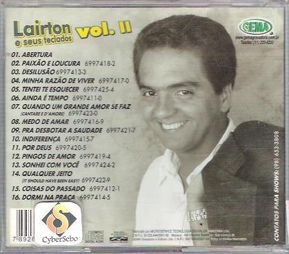 lairton dos teclados vol 1