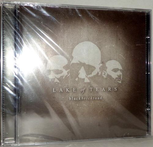 cd lake of tears - black brick road