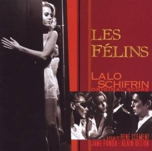 cd lalo schifrin les félins (original score) soundtrack