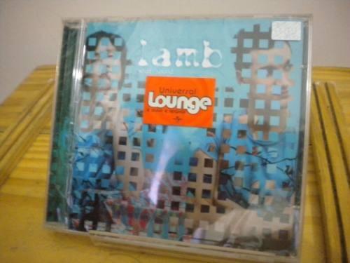 cd   lamb  - what sound - novo e lacrado - b153