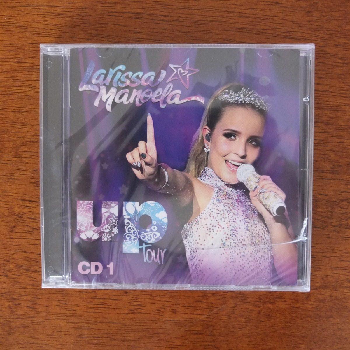 0e47cd06b5d cd - larissa manoela - up tour - cd 1 e 2. Carregando zoom.