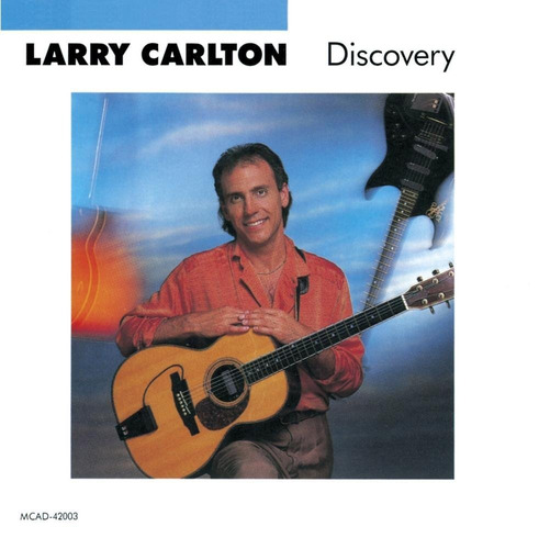 cd larry carlton discovery