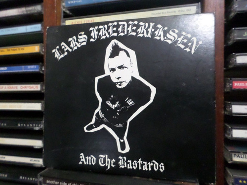 cd lars frederiksen and the bastards