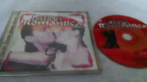 cd - latina romantica - classica latina