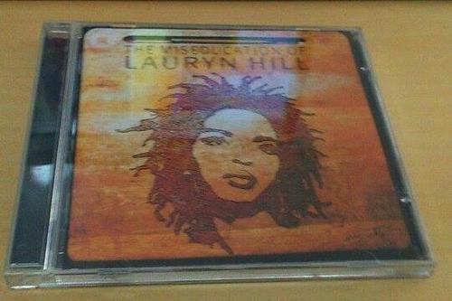 cd lauryn hill - miseducation