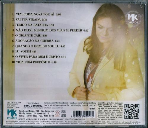 cd léa mendonça adoração na guerra mk lc11