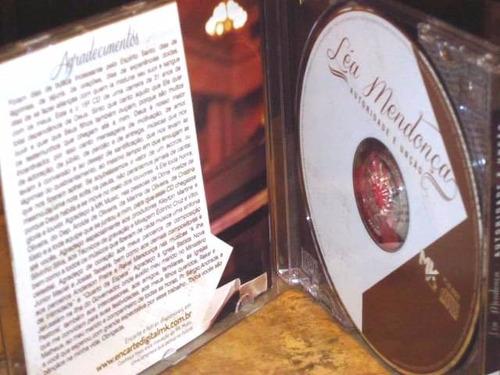 cd lea mendonça - autoridade e unção (2015)