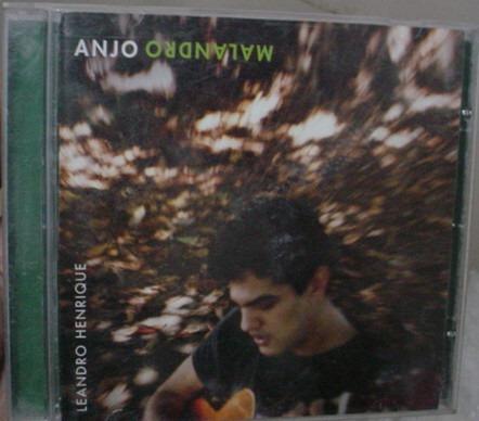cd  leandro henrique / anjo malandro -  b276