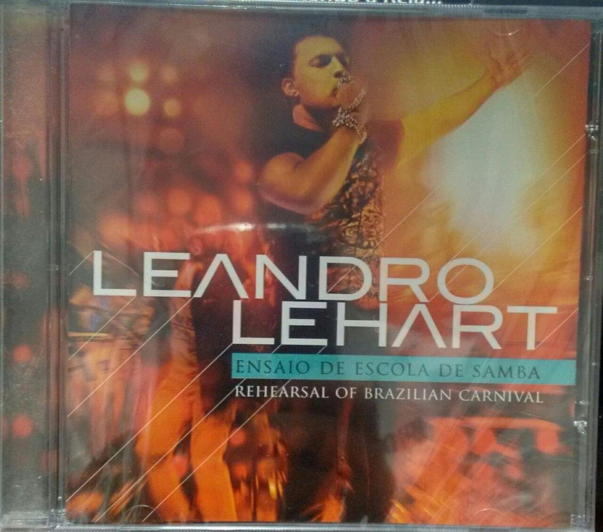 cd leandro lehart ensaio escola samba