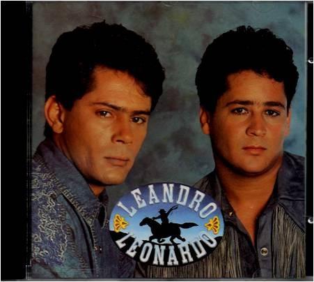 Resultado de imagem para leandro e leonardo cd 1990