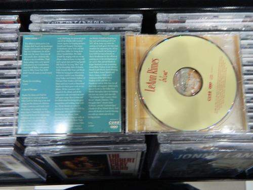 cd - leann rimes - blue