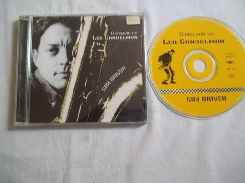 cd - led gundelman -  blues