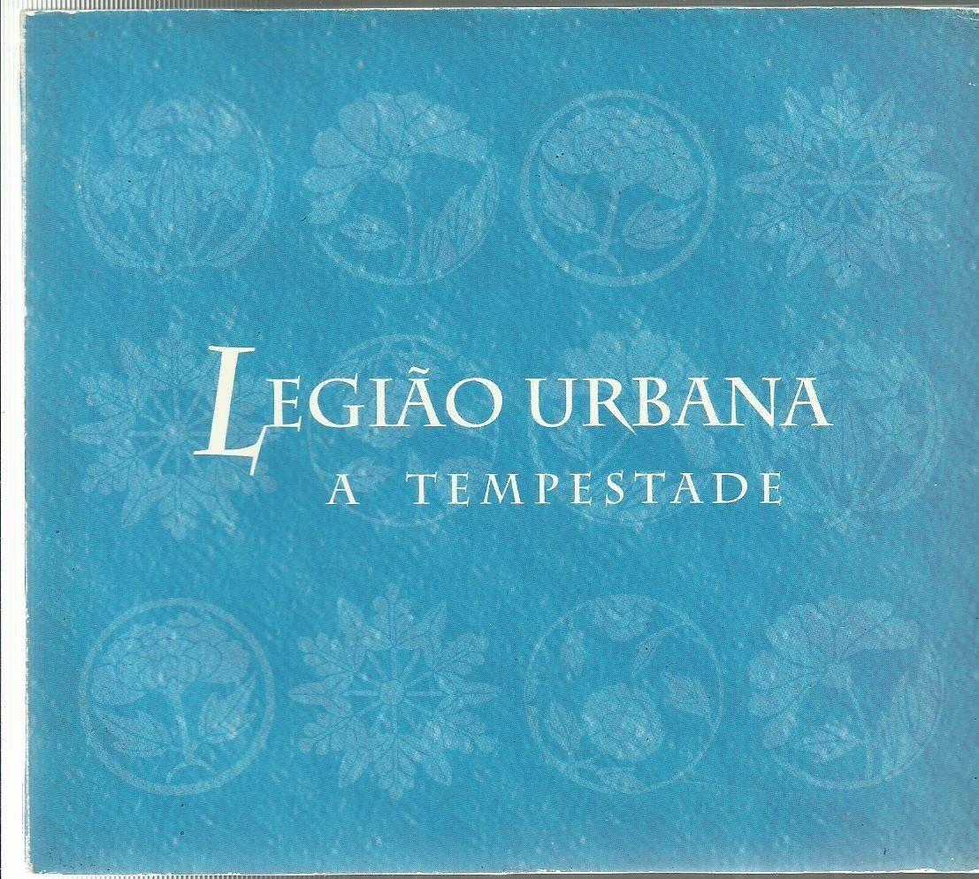 cd legiao urbana tempestade