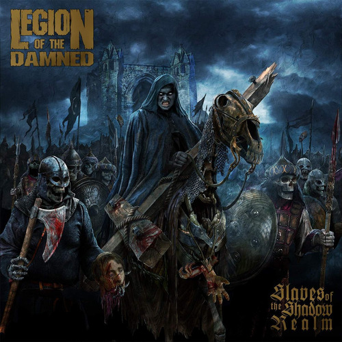 cd : legion of the damned - slaves of the shadow realm (with