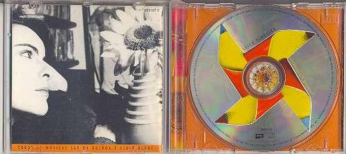 cd leila pinheiro - catavento e girassol - 1996