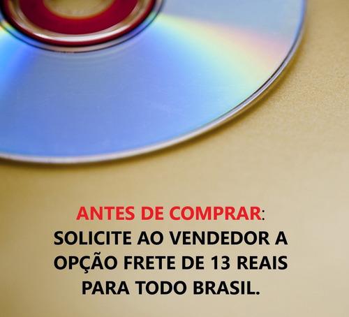 cd lembranças country (usado)