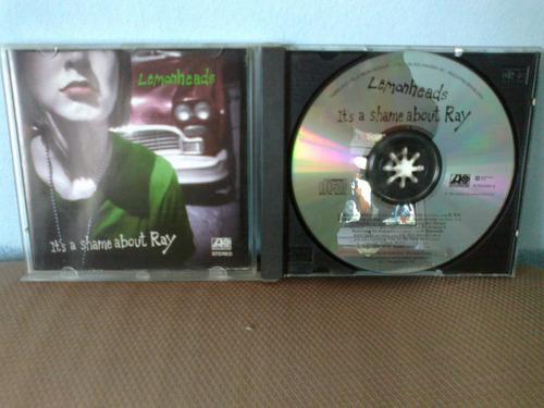 cd lemonheads its a shame about ray