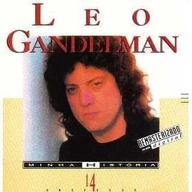 cd leo gandelman - minha história (14 sucessos)