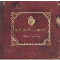 cd - leoes de israel - palavra viva