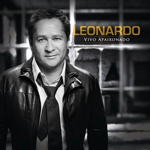 cd leonardo - vivo apaixonado