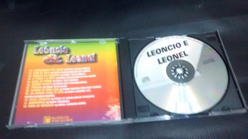 cd - leoncio e leonel condenado por amor