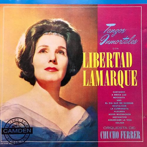 cd libertad lamarque tangos inmortales vol v i