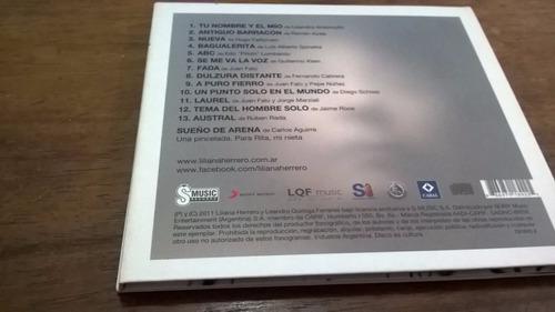 cd - liliana herrero - este tiempo - 2011