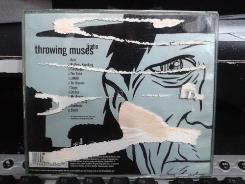 cd limbo - throwing muses
