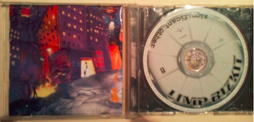 cd limp bizkit - significant other