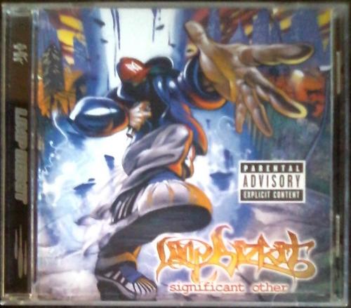 cd - limp bizkit - significant other - original