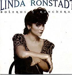 cd linda ronstadt - boleros y rancheras (usado/otimo)