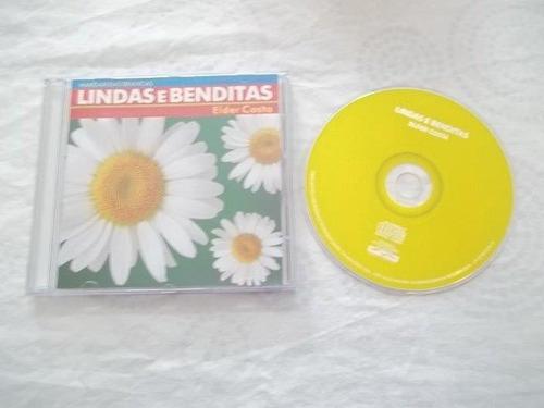 cd - lindas e benditas - cantor
