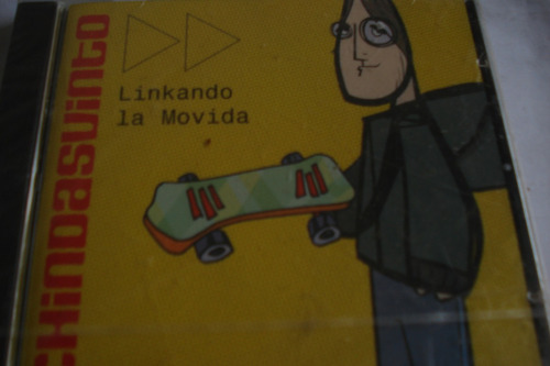 cd linkando la movida rock español