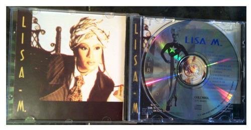 cd - lisa m - soy atrevida - 1996 - original