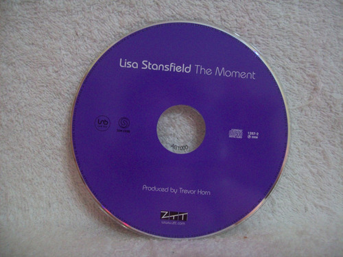 cd lisa stansfield- the moment